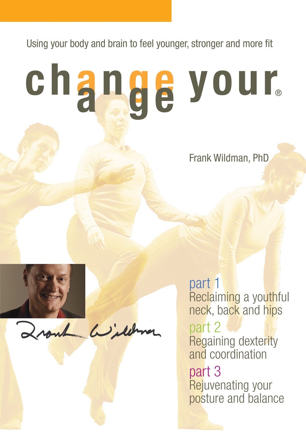 Change Your Age DVD front cover